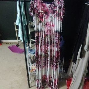 Long dress tall XL GC